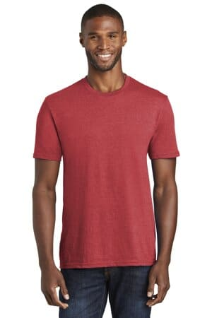 PC455 port & company fan favorite blend tee pc455