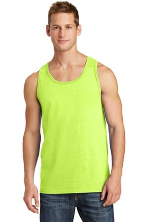 PC54TT port & company core cotton tank top pc54tt