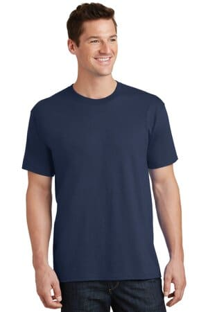 PC54 port & company-core cotton tee pc54