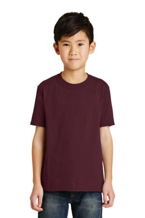 PC55Y port & company-youth core blend tee pc55y