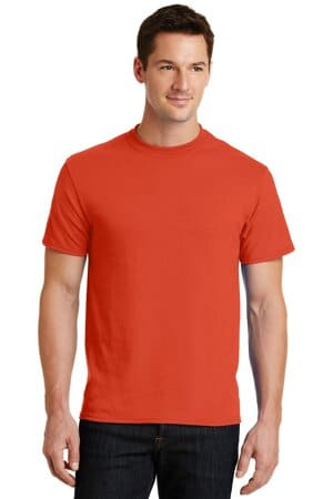 PC55 port & company-core blend tee pc55