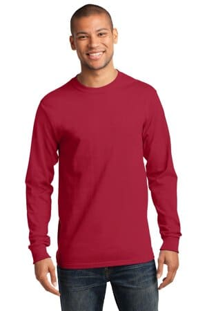 PC61LST port & company-tall long sleeve essential tee