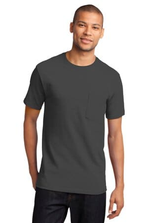 PC61P port & company-essential pocket tee pc61p