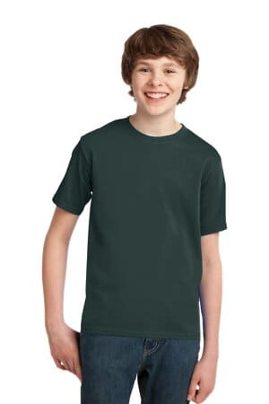 PC61Y port & company-youth essential tee pc61y