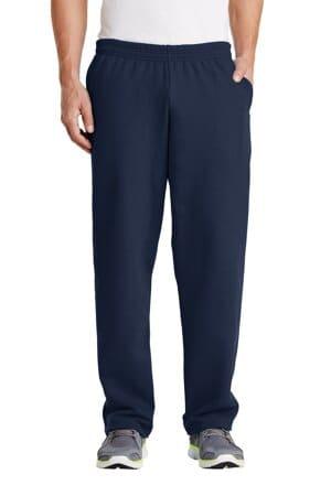 port & company-core fleece sweatpant with pockets pc78p