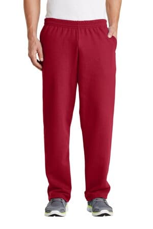 port & company-core fleece sweatpant with pockets pc78p