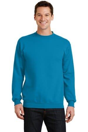 port & company-core fleece crewneck sweatshirt pc78