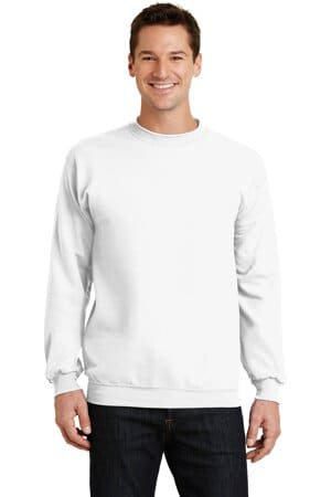 port & company-core fleece crewneck sweatshirt pc78