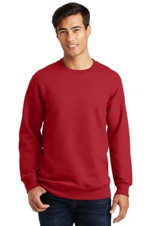 PC850 port & company fan favorite fleece crewneck sweatshirt