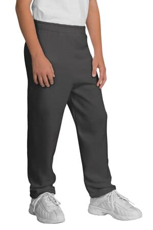 port & company-youth core fleece sweatpant pc90yp
