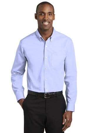 RH240 red house pinpoint oxford non-iron shirt