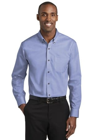 RH240 red house pinpoint oxford non-iron shirt rh240