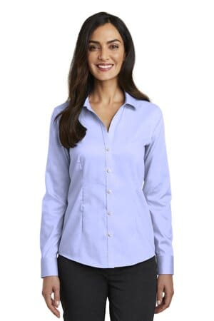 red house ladies pinpoint oxford non-iron shirt rh250