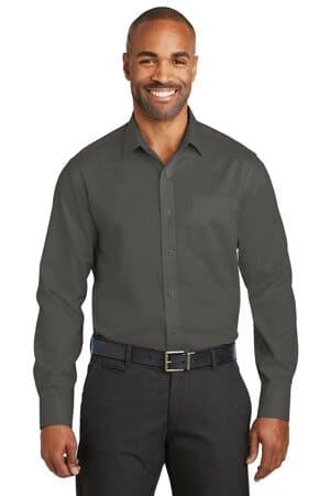 RH80 red house slim fit non-iron twill shirt