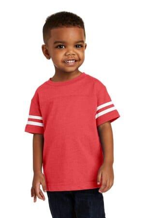 rabbit skins toddler football fine jersey tee rs3037