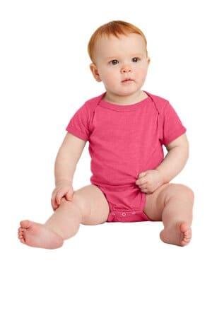 rabbit skins infant vintage fine jersey bodysuit rs4424