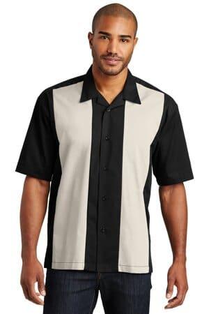 S300 port authority retro camp shirt