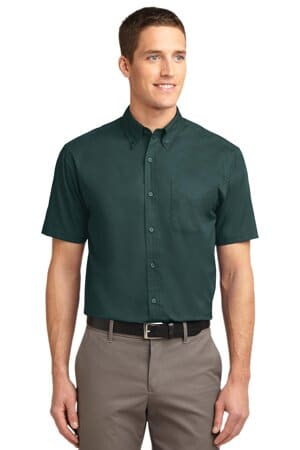 S508 port authority short sleeve easy care shirt s508