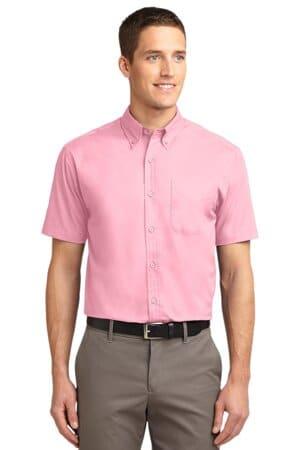 S508 port authority short sleeve easy care shirt s508