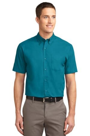 S508 port authority short sleeve easy care shirt