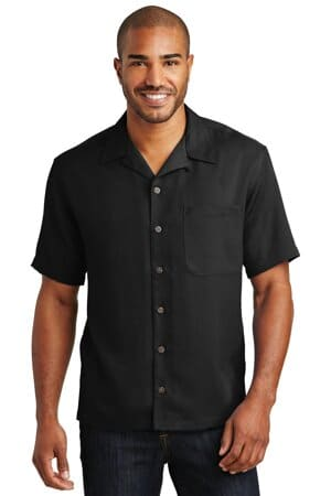 S535 port authority easy care camp shirt