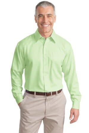 S638 port authority non-iron twill shirt s638