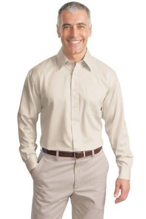 S638 port authority non-iron twill shirt