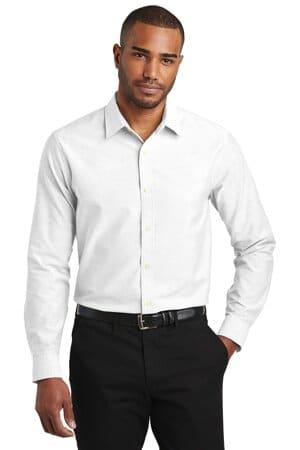 S661 port authority slim fit superpro oxford shirt