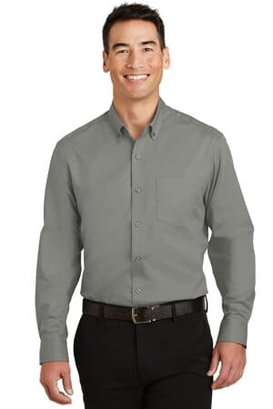 S663 port authority superpro twill shirt s663