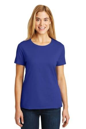 SL04 hanes-ladies nano-t cotton t-shirt