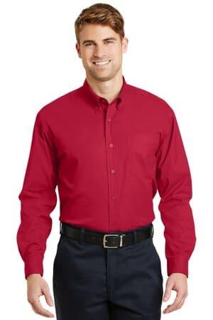SP17 cornerstone-long sleeve superpro twill shirt