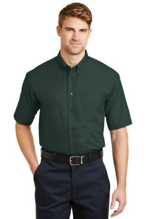 SP18 cornerstone-short sleeve superpro twill shirt