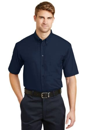 cornerstone-short sleeve superpro twill shirt sp18
