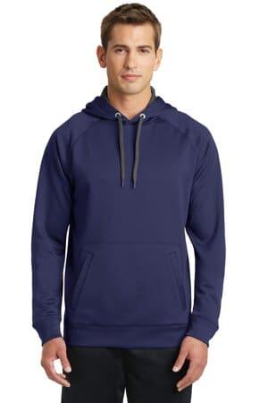 ST250 sport-tek tech fleece hooded sweatshirt st250