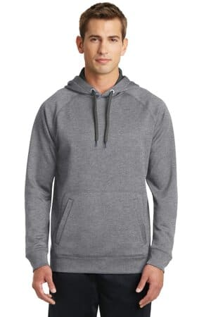 ST250 sport-tek tech fleece hooded sweatshirt st250