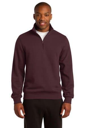 ST253 sport-tek 1/4-zip sweatshirt