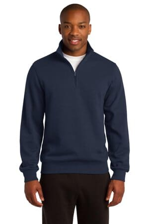 TST253 sport-tek tall 1/4-zip sweatshirt tst253