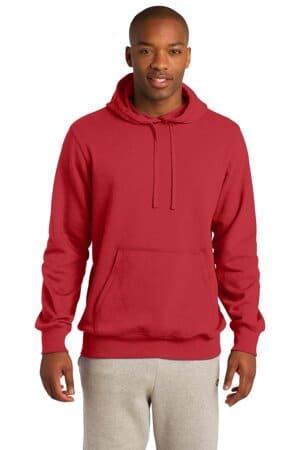 TST254 sport-tek tall pullover hooded sweatshirt