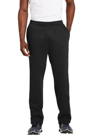 ST257 sport-tek open bottom sweatpant st257
