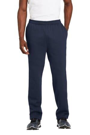 ST257 sport-tek open bottom sweatpant st257