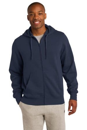 ST258 sport-tek full-zip hooded sweatshirt st258