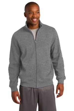 ST259 sport-tek full-zip sweatshirt
