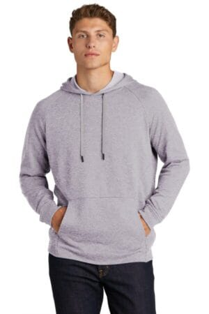 ST272 sport-tek lightweight french terry pullover hoodie