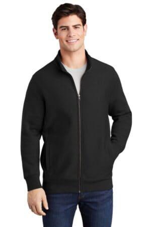 ST284 sport-tek super heavyweight full-zip sweatshirt