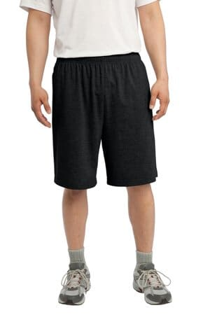 ST310 sport-tek jersey knit short with pockets st310