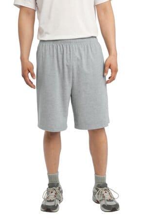 ST310 sport-tek jersey knit short with pockets st310
