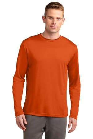 sport-tek long sleeve posicharge competitor tee st350ls