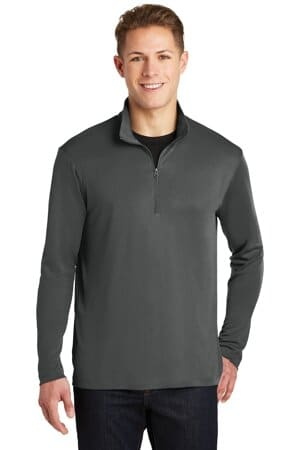 sport-tek posicharge competitor 1/4-zip pullover st357