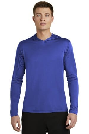 ST358 sport-tek posicharge competitor hooded pullover