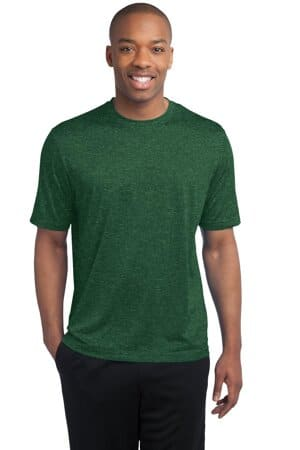 TST360 sport-tek tall heather contender tee tst360